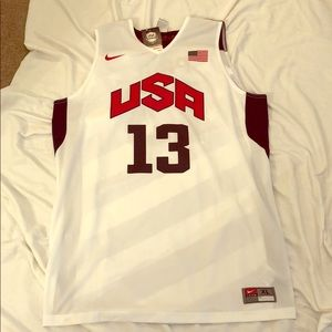 Chris Paul US Basketball Jersey for '12 olympics!!